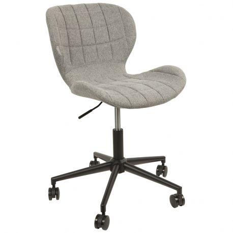 Krzesło biurowe OMG, szare