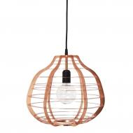 Lampa LAB XL, miedziana