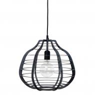 Lampa LAB XL, czarna