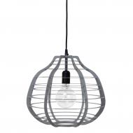 Lampa LAB XL, szara