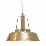 Lampa WORKSHOP M-29.5 cm, mosiądz