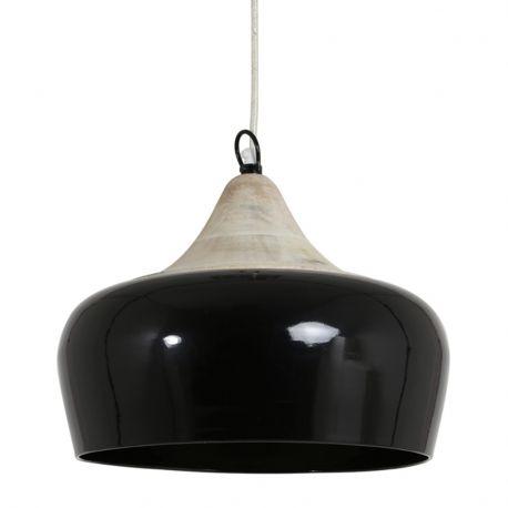 Lampa wisząca DAMARIS czarna