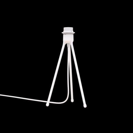 Podstawa stołowa do lamp TRIPOD, biała