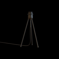 Podstawa stołowa do lamp TRIPOD, czarna
