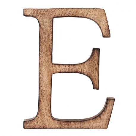 Litera E - Hübsch