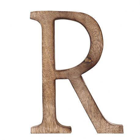 Litera R - Hübsch