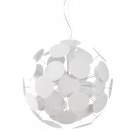 Lampa wisząca PLENTY WORK, biała