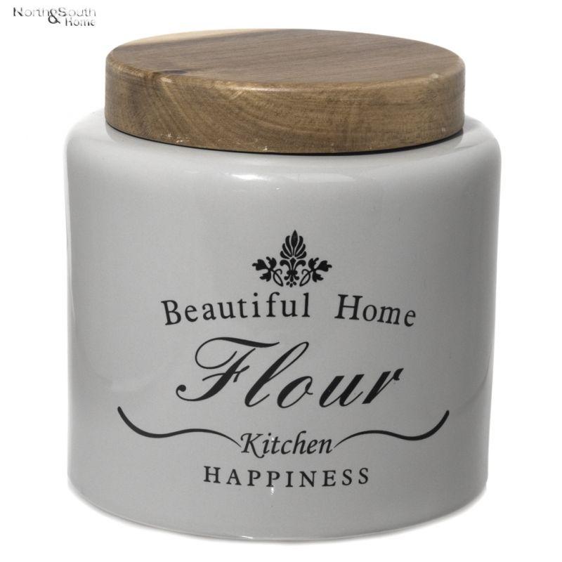 Pojemnik kuchenny na mąkę - HOME FLOUR