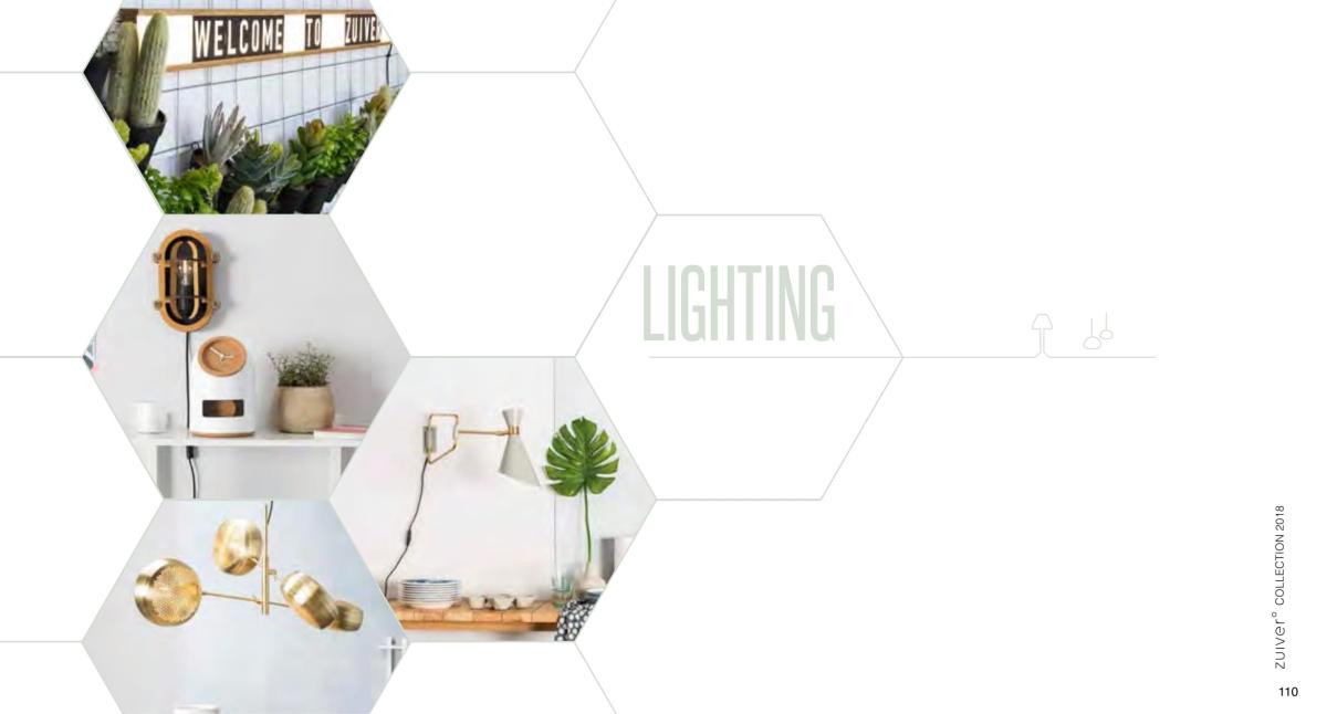 oświetlenie - lampy zuiver - kolekcja 2018
