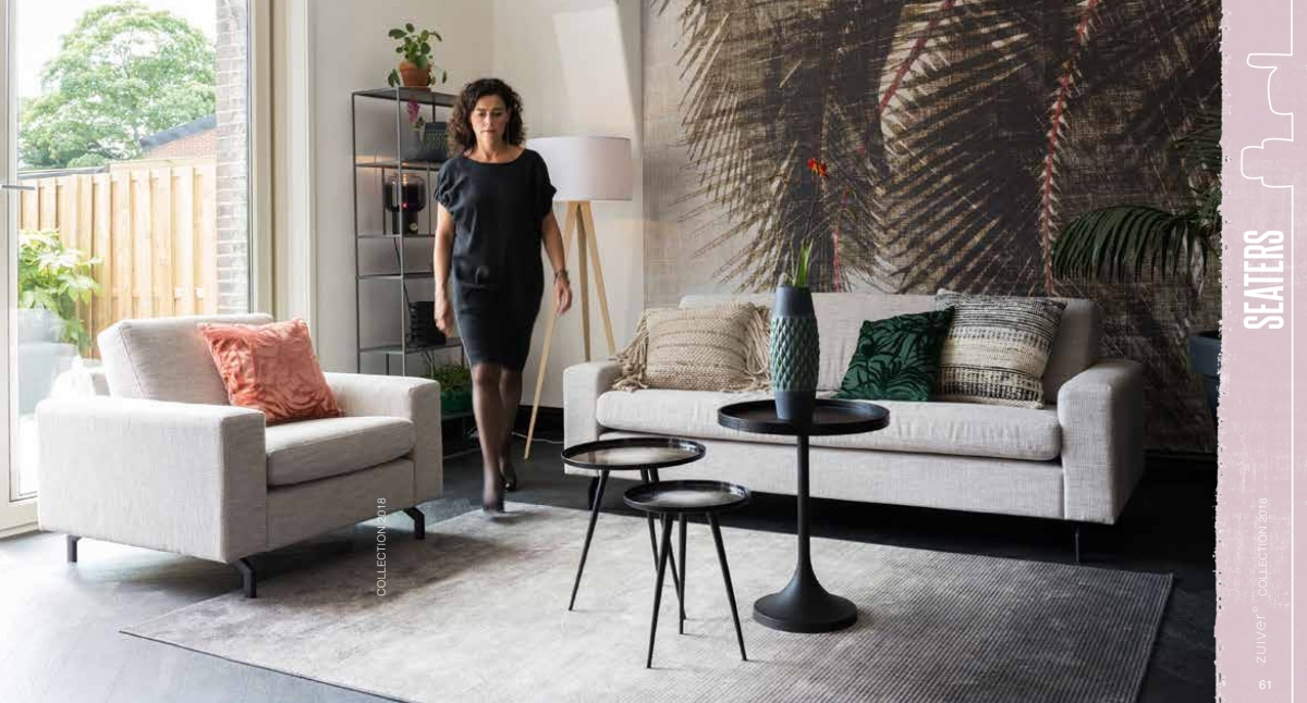 fotele i sofy zuiver - nowa kolekcja 2018