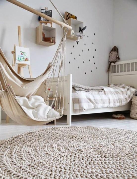 Pokój Dziecięcy W Stylu Skandynawskim - Czysto I Naturalnie