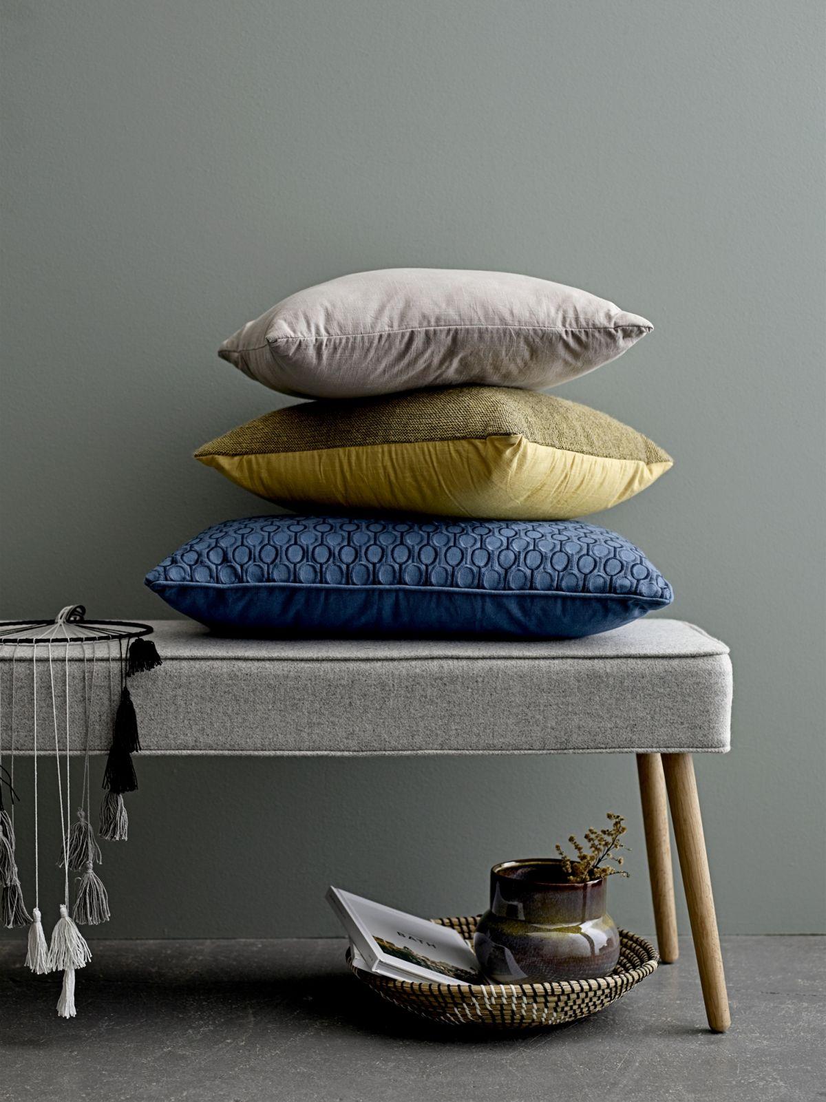dekoracyjne poduszki Blomingville z kolekcji jesień - zima 2018