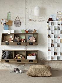 Pokój dziecięcy szafki Hubsch