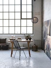 Stół,krzesło Hubsch pokój