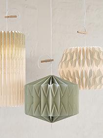Lampy wiszące salon Hubsch