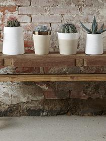 donice doniczki ceramika Hubsch